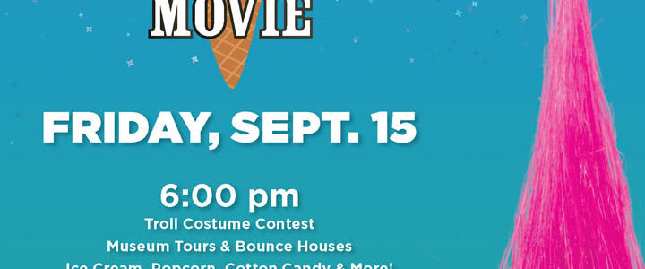 Scoops and a Movie at Tacony